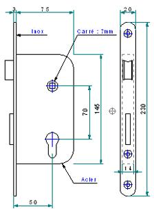 charni res et joints pour portes va et vient et isothermes. Black Bedroom Furniture Sets. Home Design Ideas